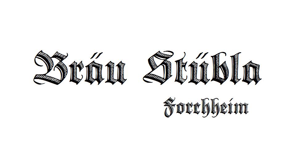 Bräu Stübla Forchheim