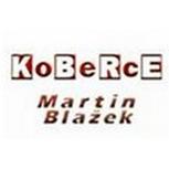 Koberce, tapety, podlahy, dveře - Most Teplice Litvínov - Martin Blažek Logo