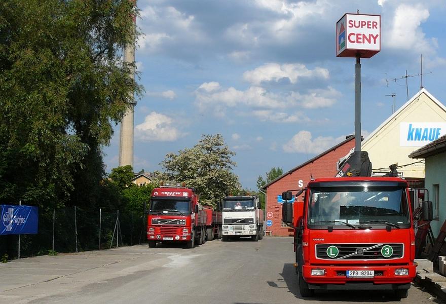 HRBÁČEK s.r.o. – Stavebniny, stavební materiál Praha-Jinonice
