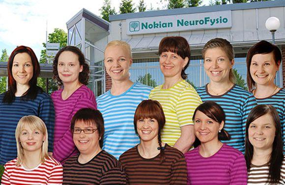 Fysikaalinen Hoitolaitos Nokian NeuroFysio Oy