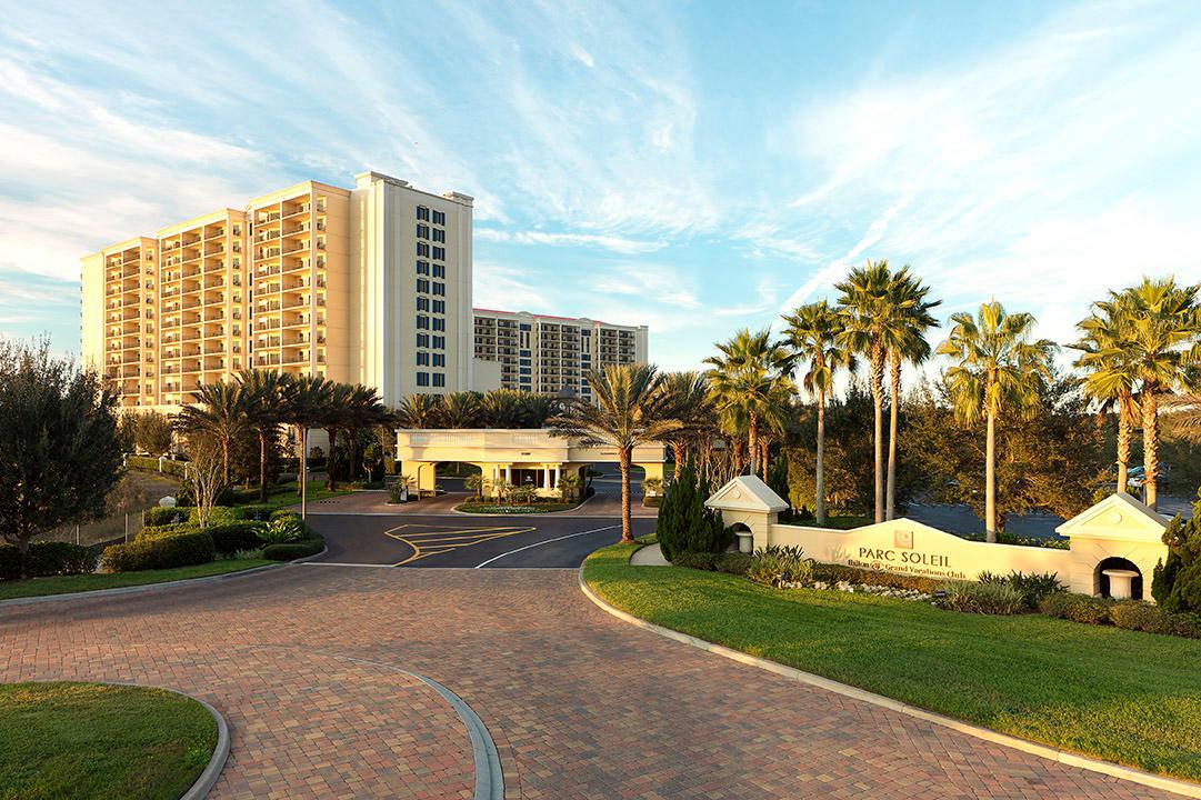 Hotel Parc Soleil Suites By Hilton Grand Vacation Club Orlando