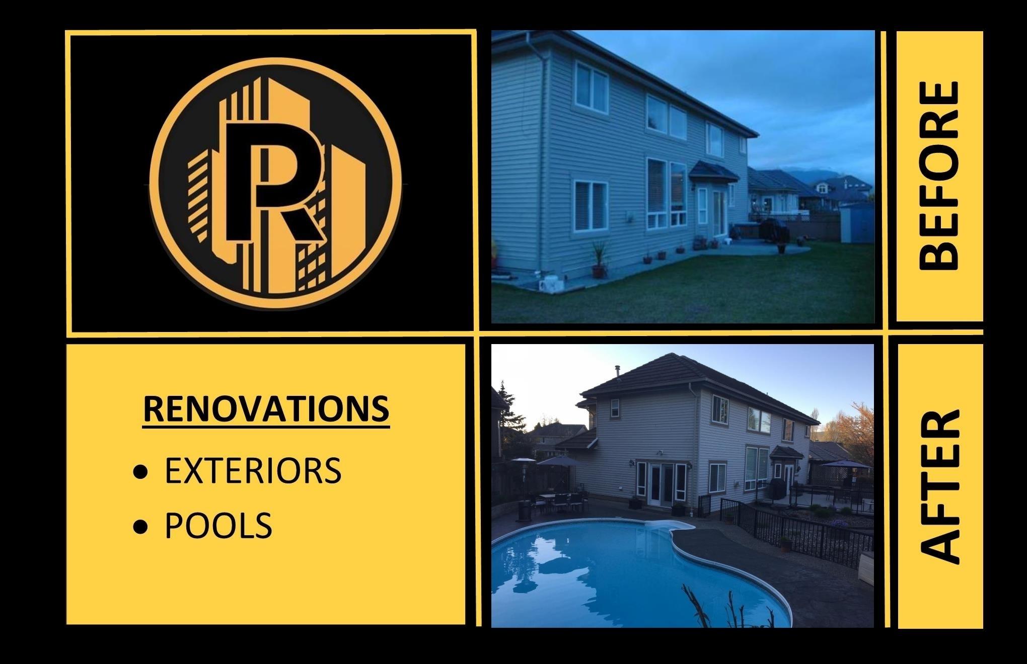 Raudales Enterprise LTD in Vancouver: General Carpentry Pools Patios Decks Renovations