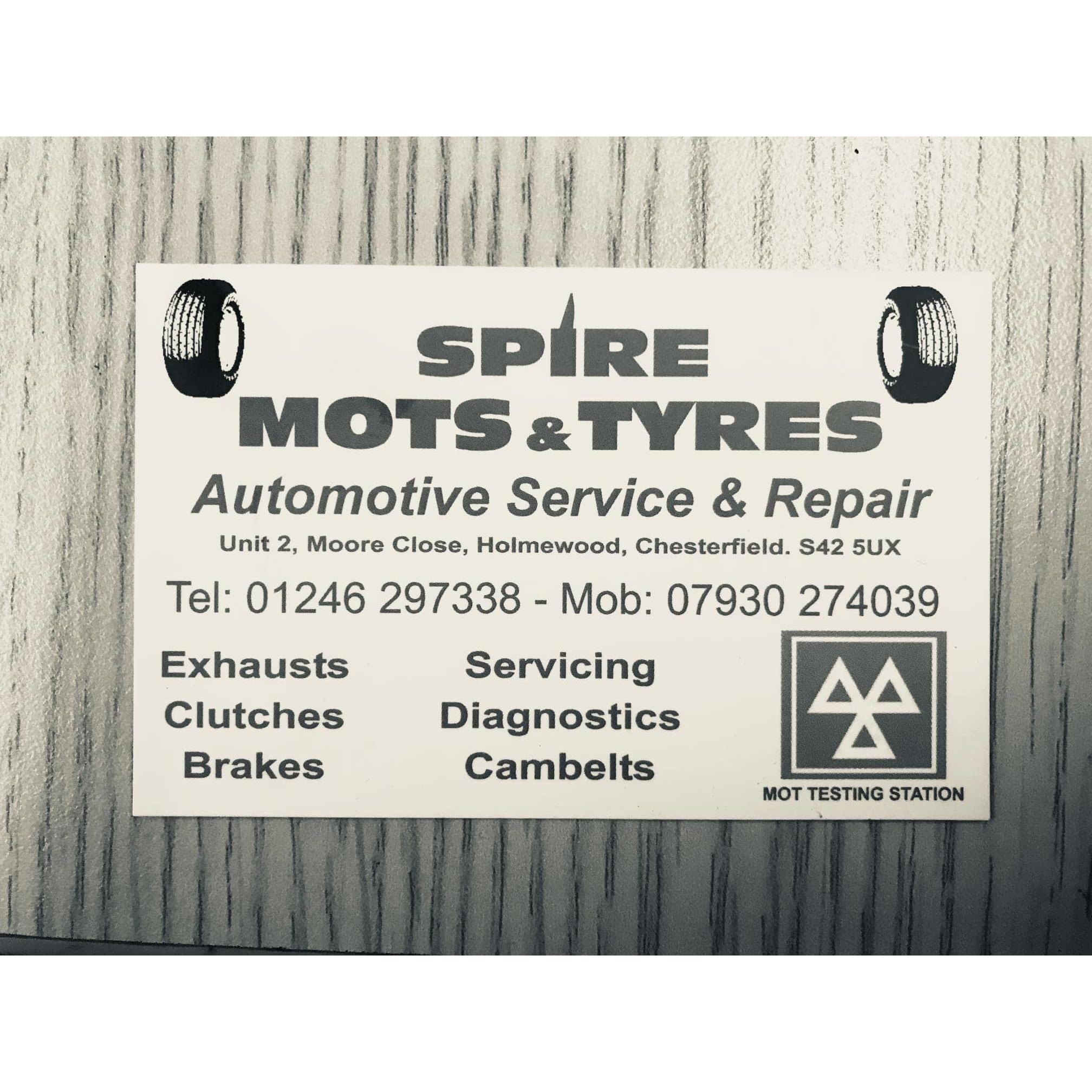 Spire Tyres Ltd