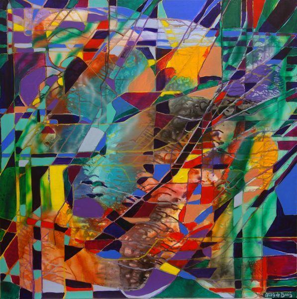 Anita de Baaij Art Studio Toonkamer en Beeldentuin