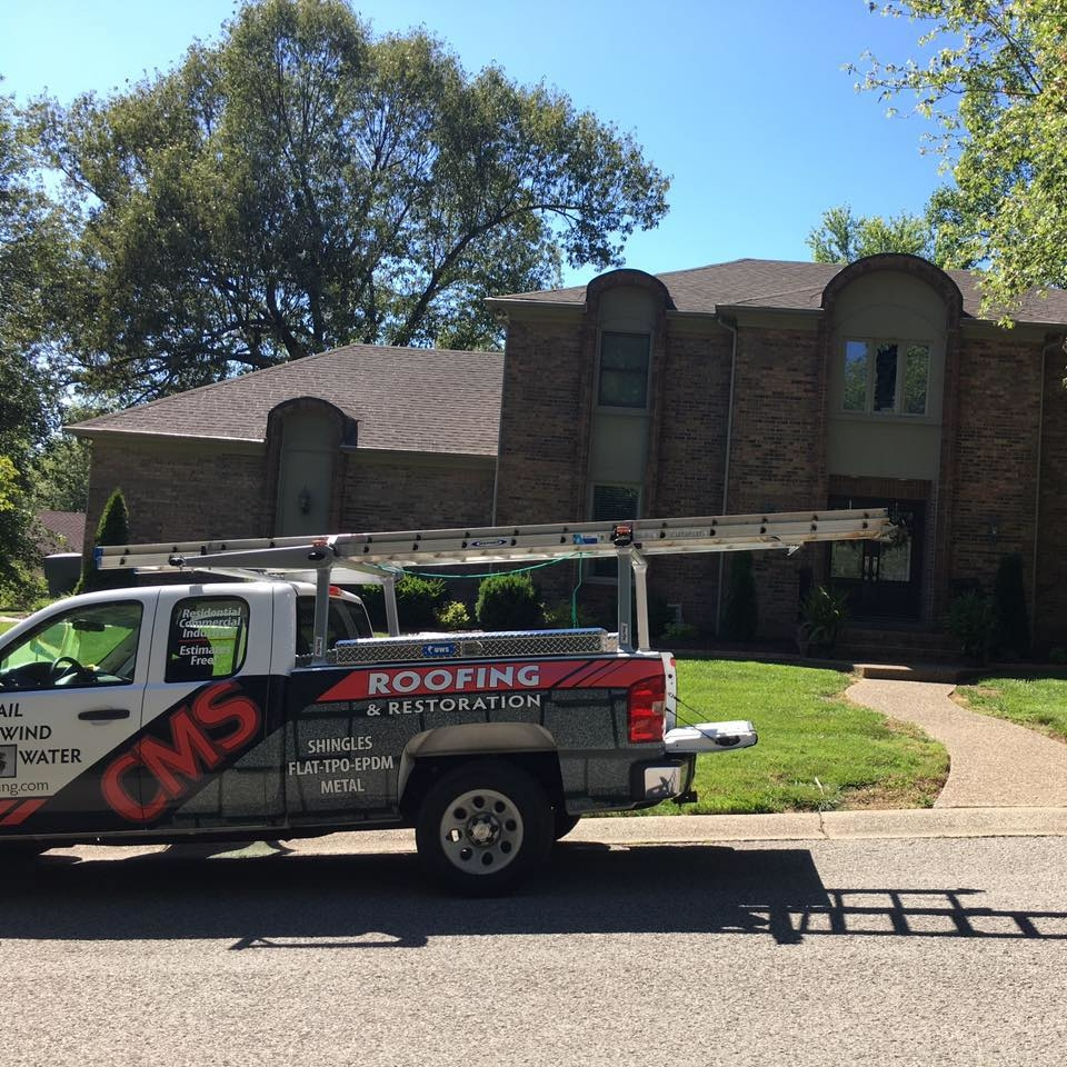 Roofing Service Bowling Green Ky : Cms roofing restoration in bowling green ky