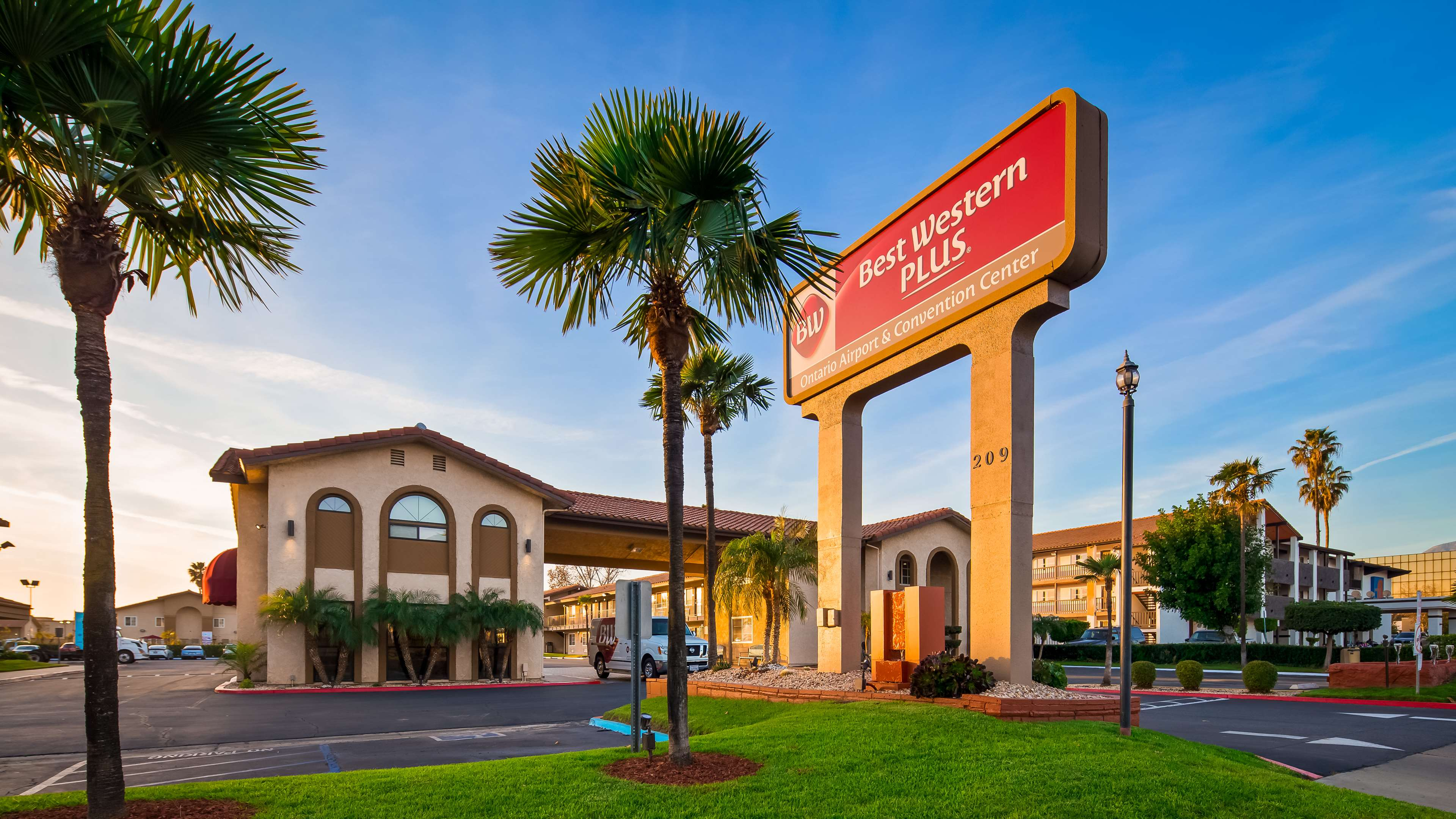 Hotels Near Ontario Convention Center Ontario Ca