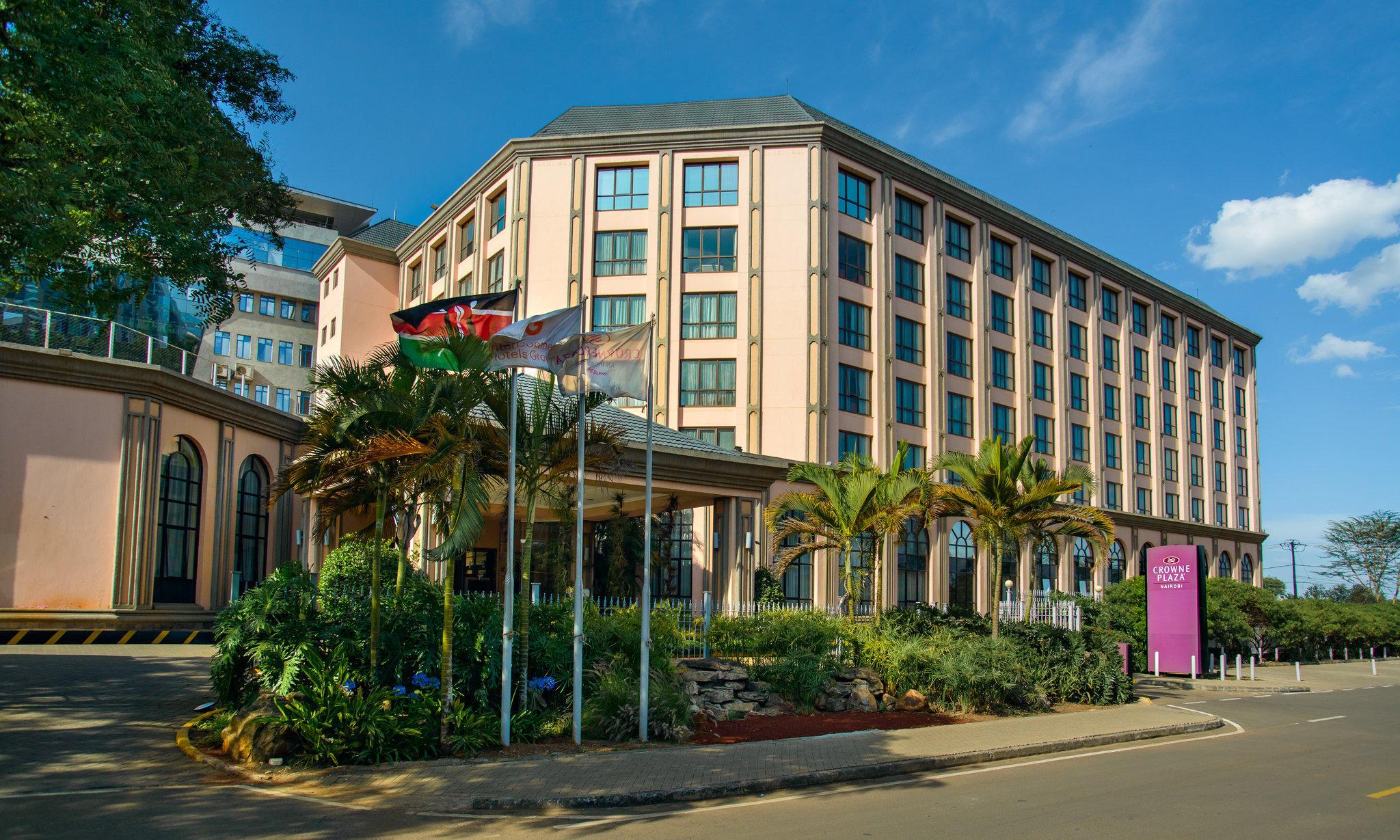 Crowne Plaza Nairobi, an IHG Hotel