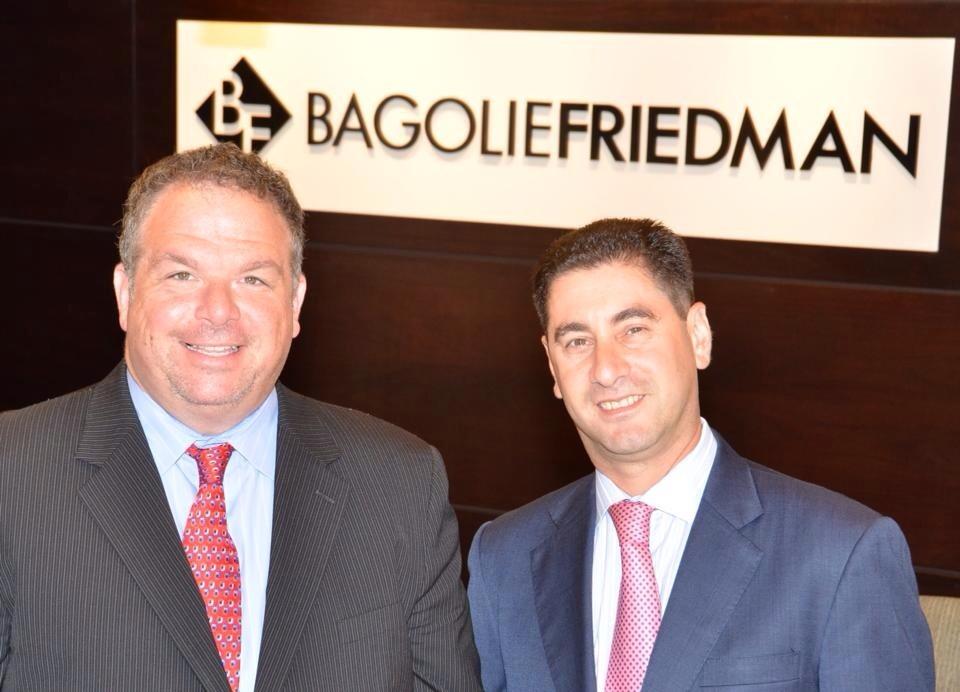 Bagolie Friedman Injury Lawyers - Jersey City, NJ - Attorneys