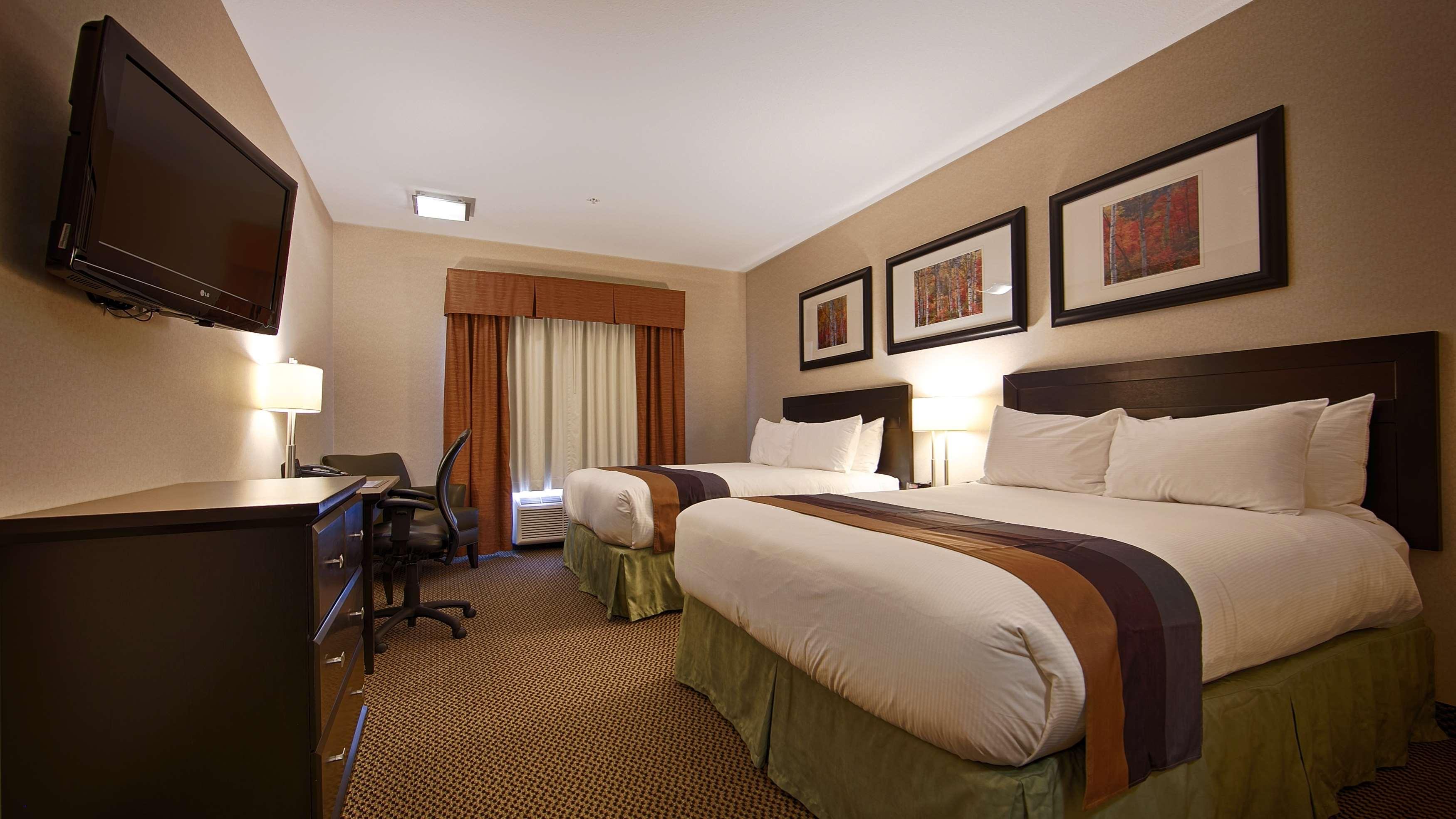 Nothing beats getting a good night's Best Western Wainwright Inn & Suites Wainwright (780)845-9934