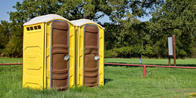 When you need a temporary restroom, consider our porta potty rentals.