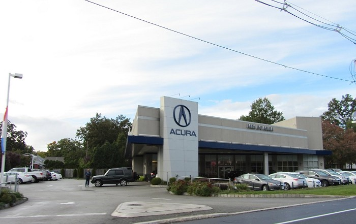 Park Ave Acura, Rochelle Park New Jersey (NJ ...