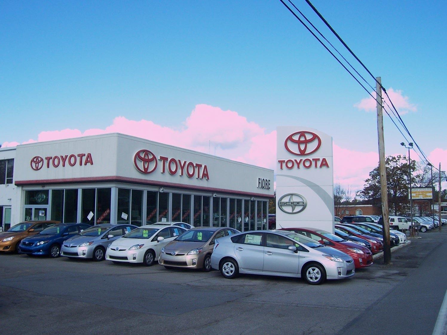 Fiore Toyota Hollidaysburg Pennsylvania Pa