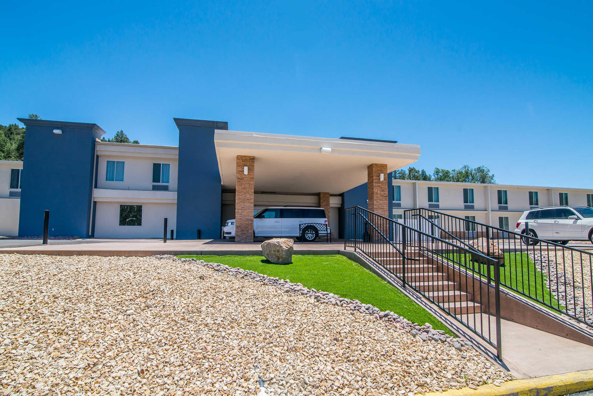 Quality Inn Suites Ruidoso Hwy 70 Ruidoso New Mexico