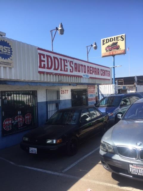 Eddie's Tires Mufflers & Auto Center, Chula Vista California (CA) - LocalDatabase.com