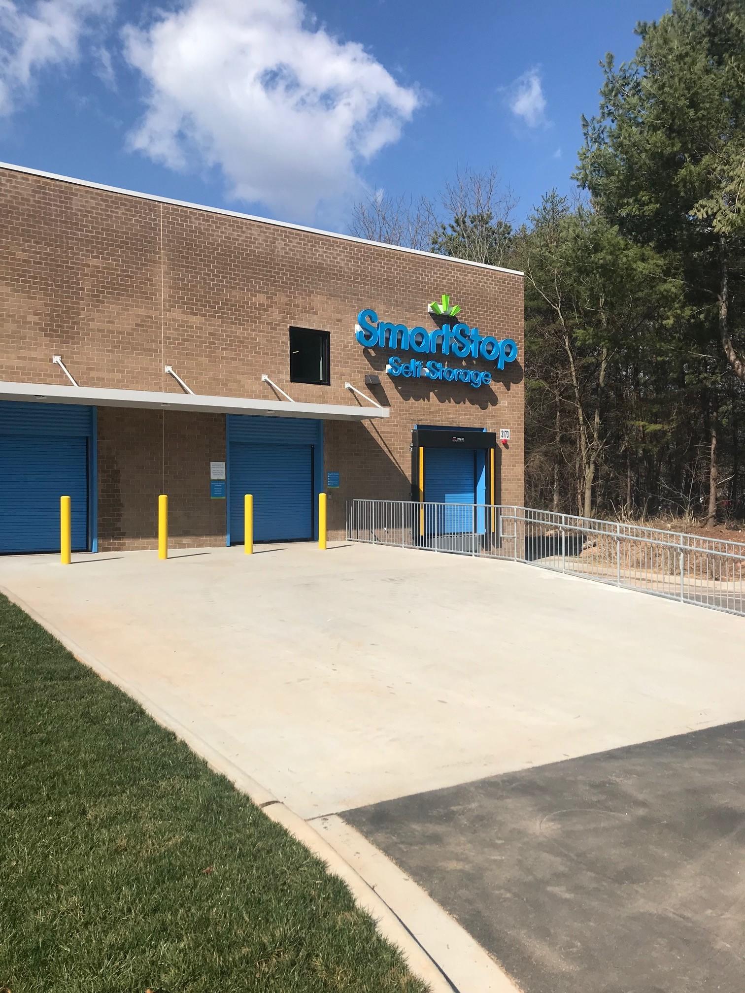 Smartstop Self Storage Asheville North Carolina Nc