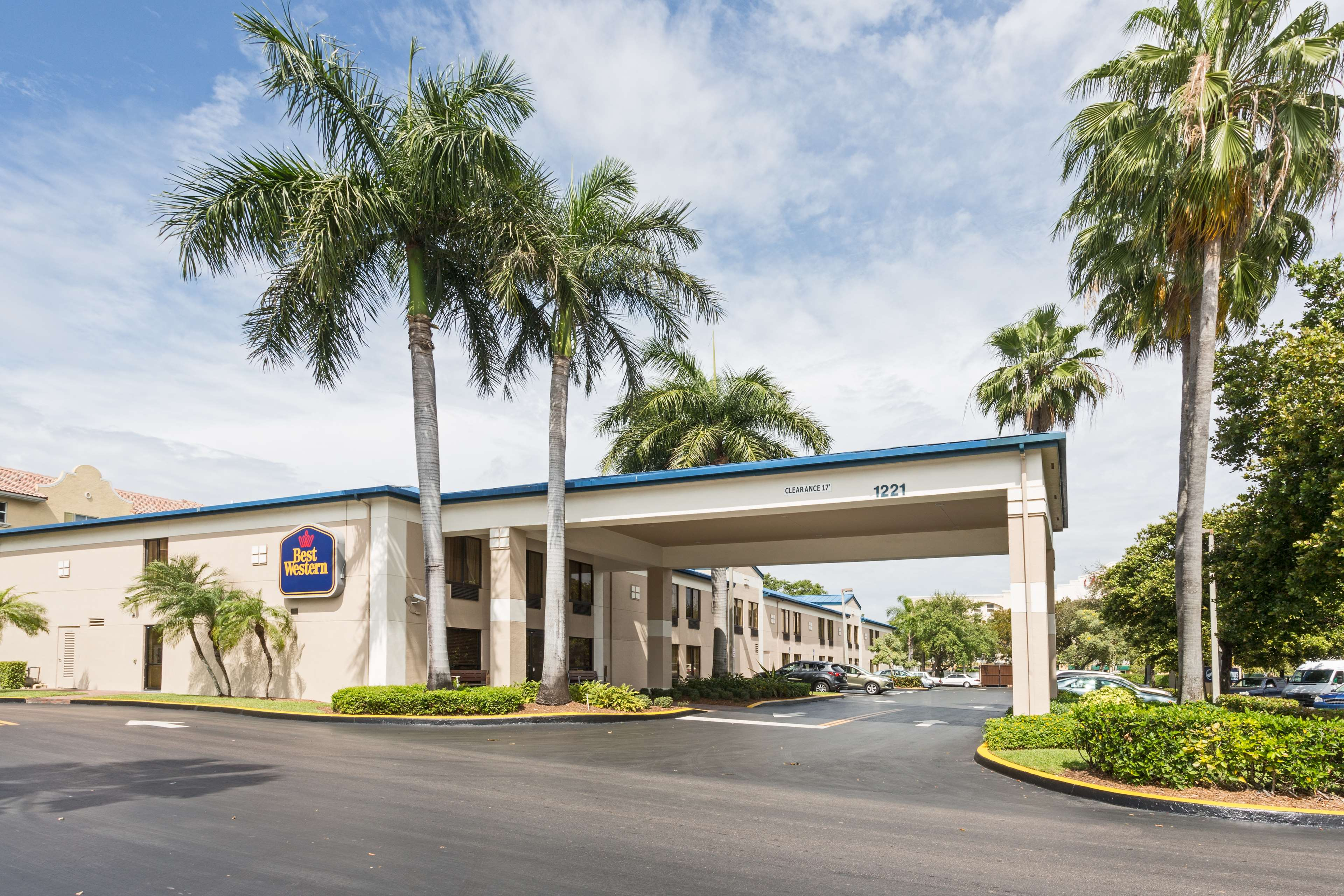 Best Western Hotel Ft Lauderdale Airport
