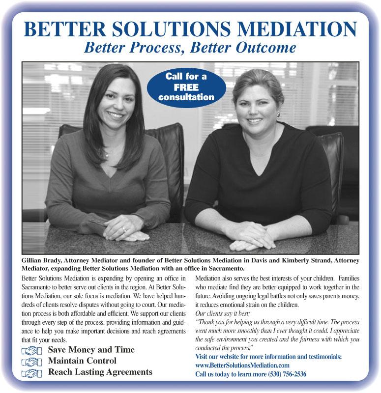Better Solutions Mediation