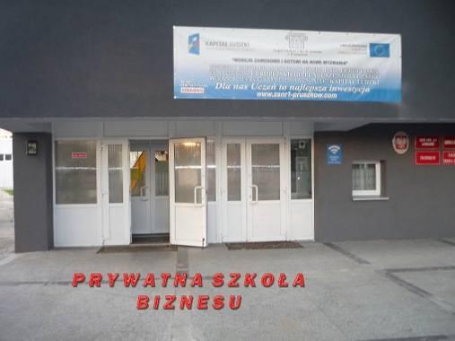 Prywatna Szkoła Biznesu
