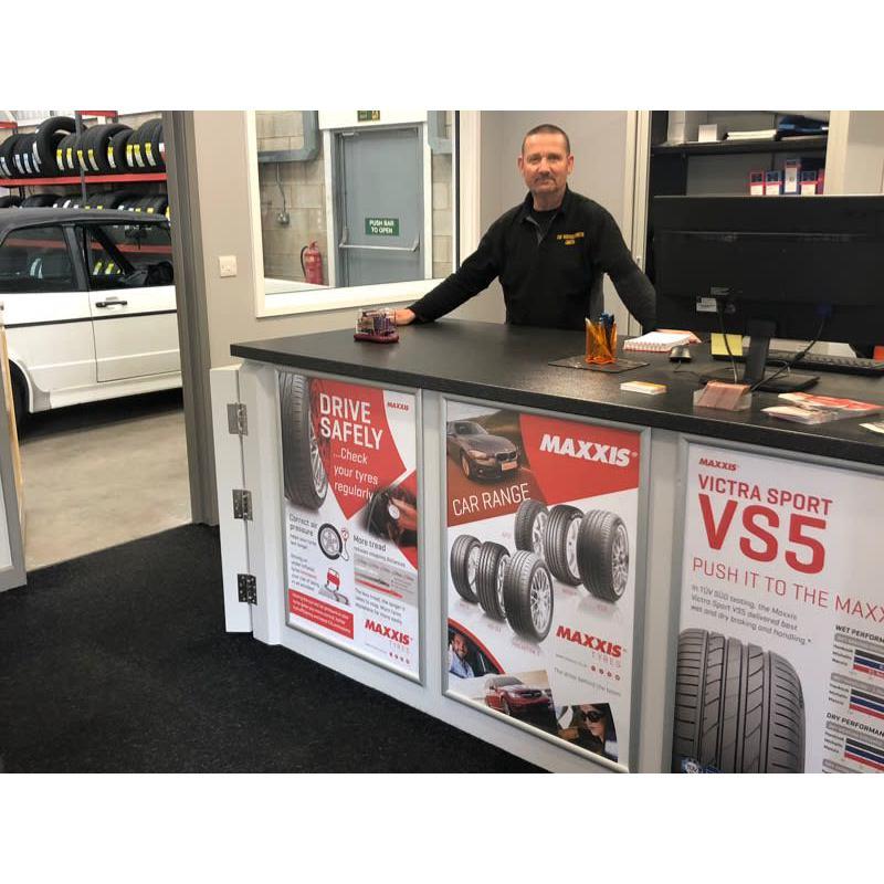 CBF Tyres Limited - Beccles, Essex NR34 9EJ - 01502 471781 | ShowMeLocal.com