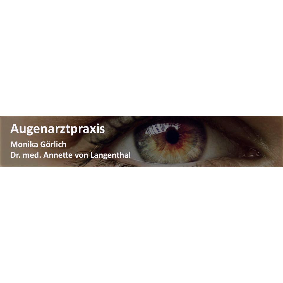Bild zu Augenarztpraxis Monika Görlich und Dr. med. Annette von Langenthal in Hofheim am Taunus