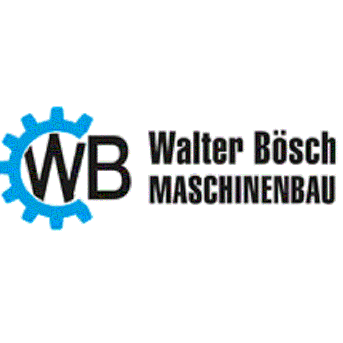 Bösch Walter Maschinenbau GmbH