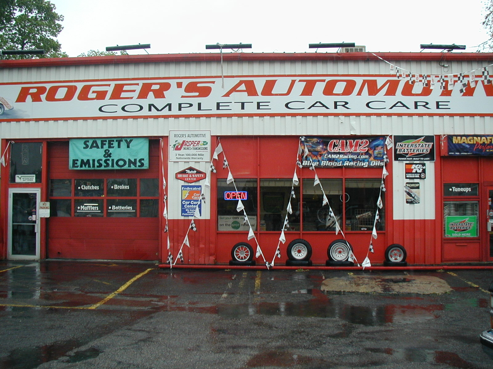 Roger's Automotive - ad image