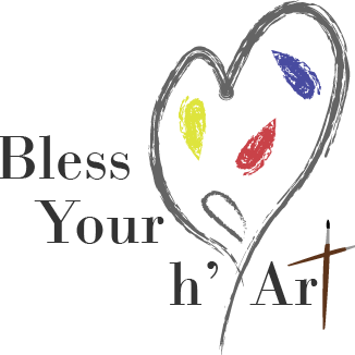 Bless Your h'Art! Pottery Paint Crafts
