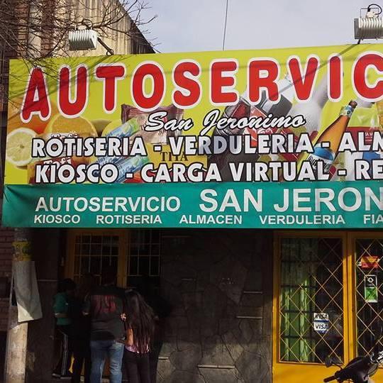 AUTOSERVICIO SAN JERONIMO