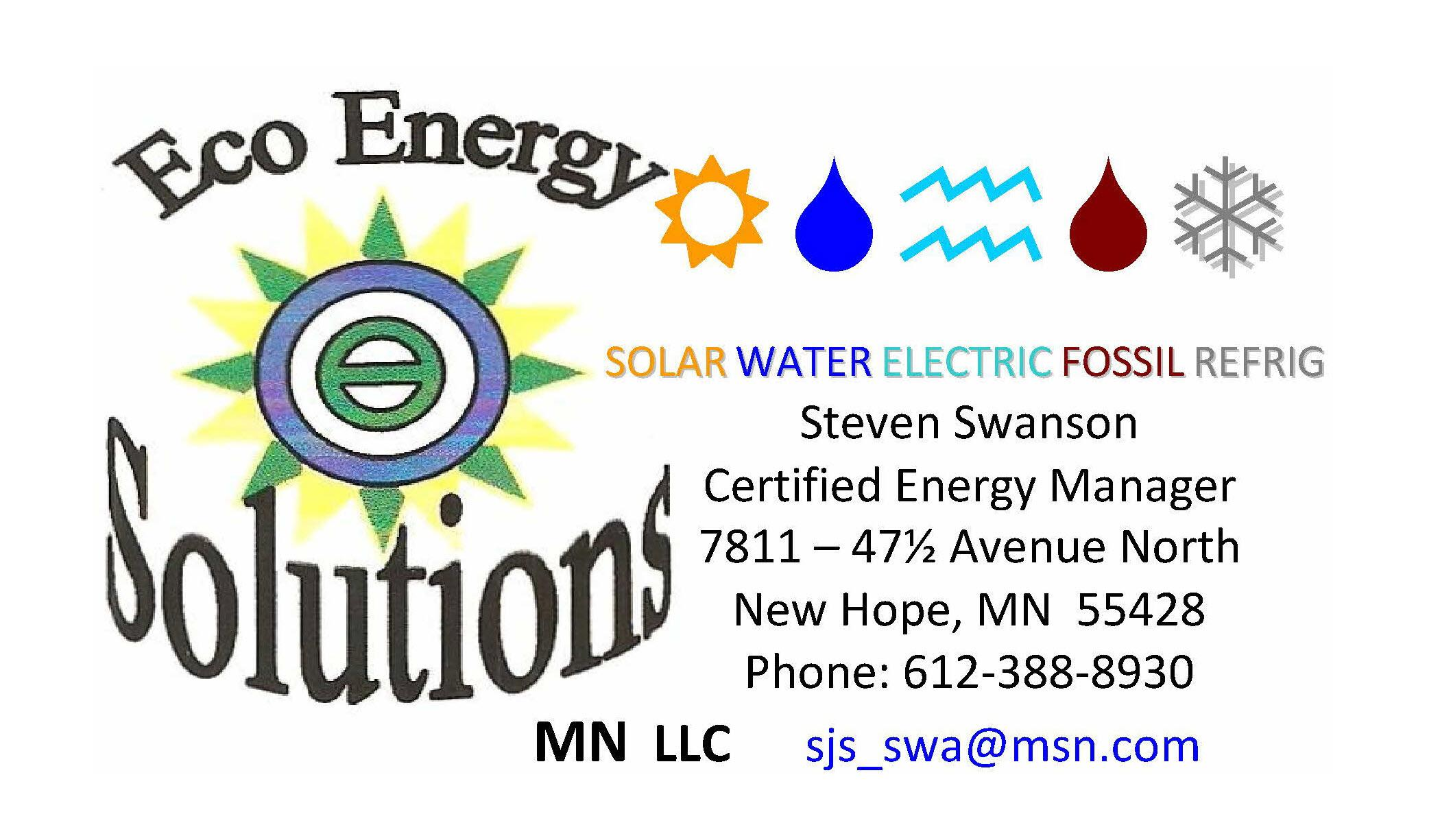 Eco Energy Solutions MN LLC