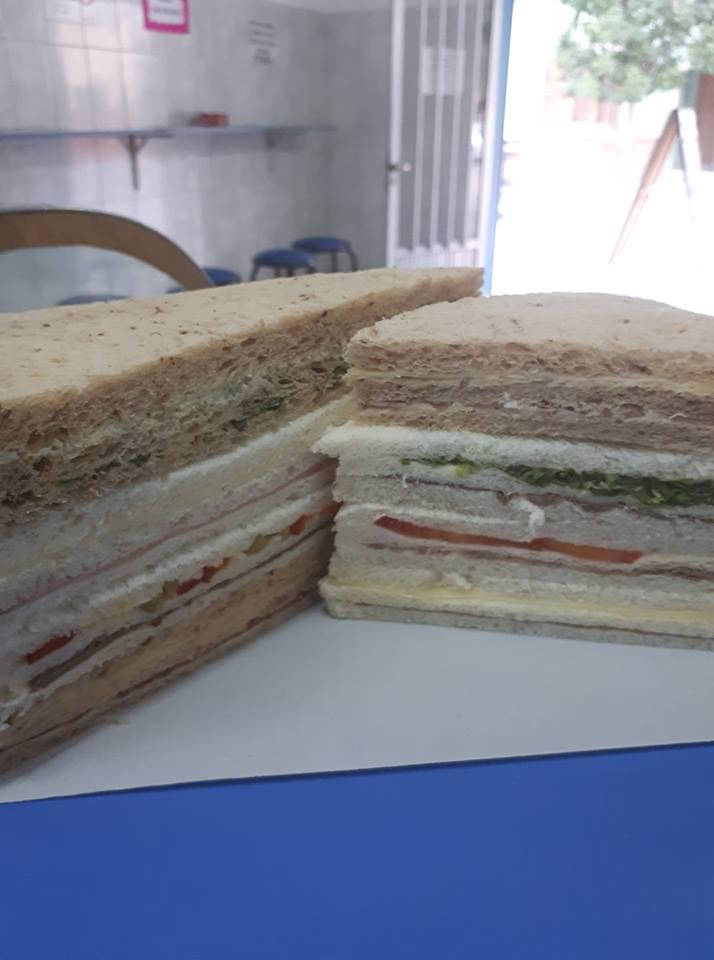Sándwiches Cleo
