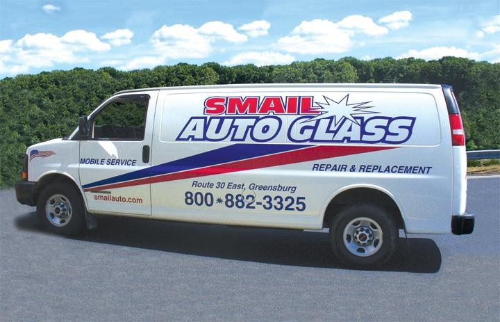 Smail Auto Glass - Greensburg, PA - We use only the highest quality of replacement glass available.  Smail Auto Glass in Greensburg PA