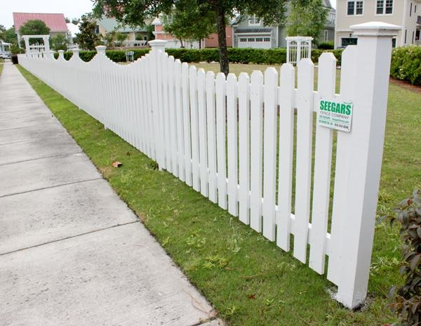 Seegars Fence Company In Wilmington Nc 28405