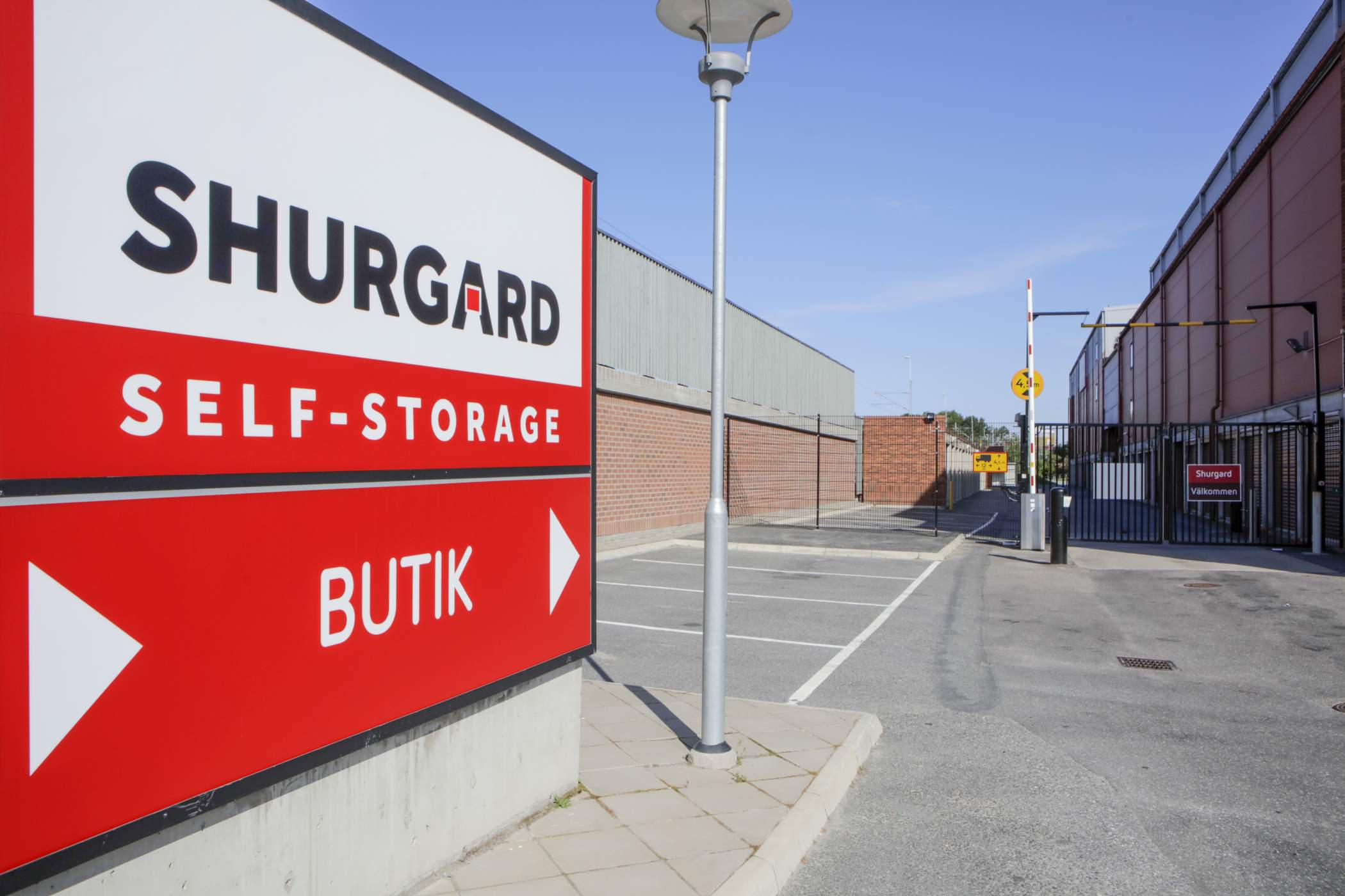 Shurgard Self-Storage Solna