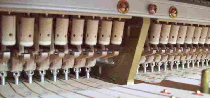 Putten Joop van der Pianostemmer