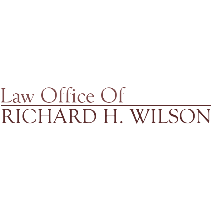 Law Office of Richard H. Wilson
