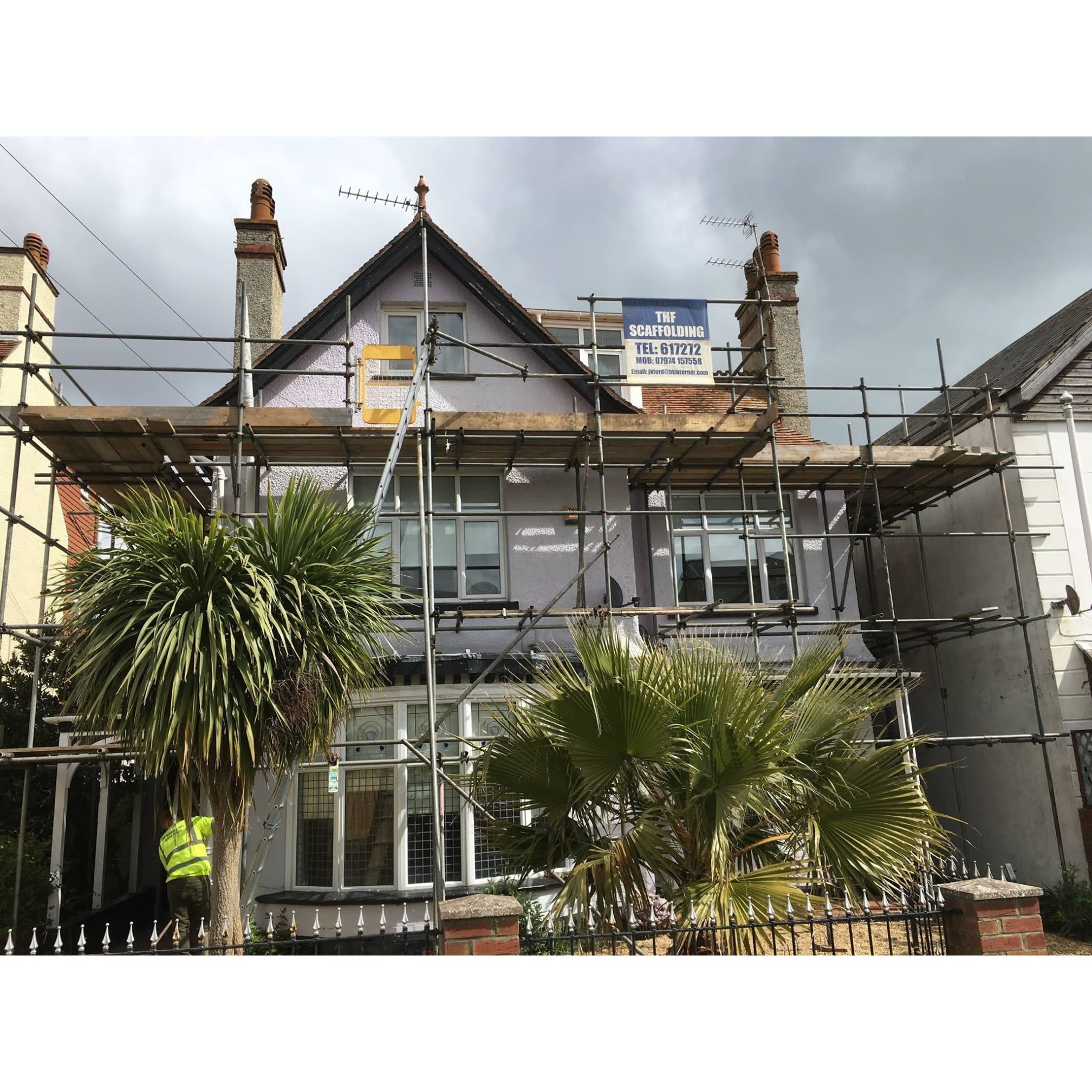 T.H.F Scaffolding - Ryde, Isle of Wight PO33 4AX - 01983 617272 | ShowMeLocal.com