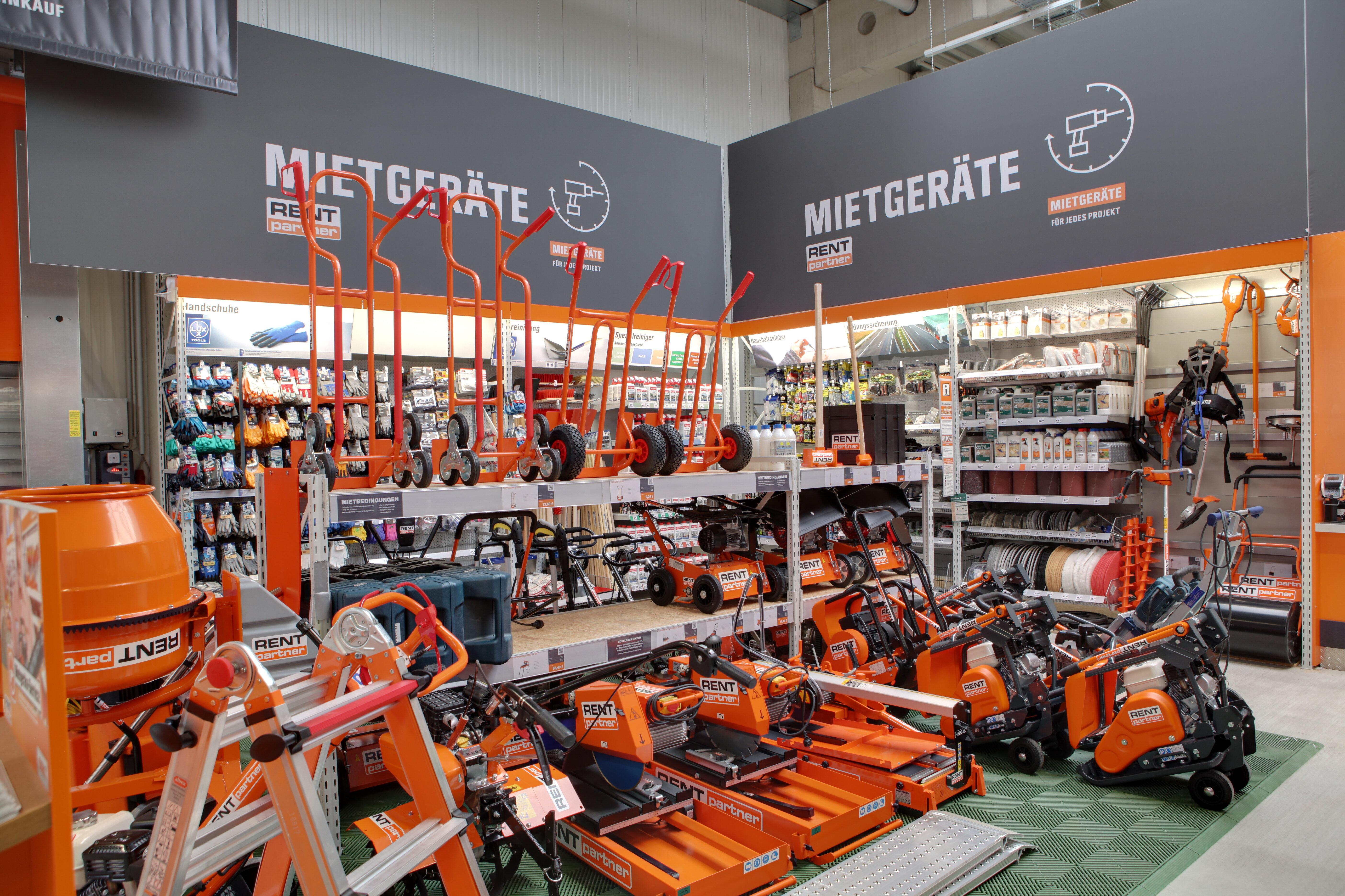 OBI Mietgeräte und Werkzeugverleih Merseburg