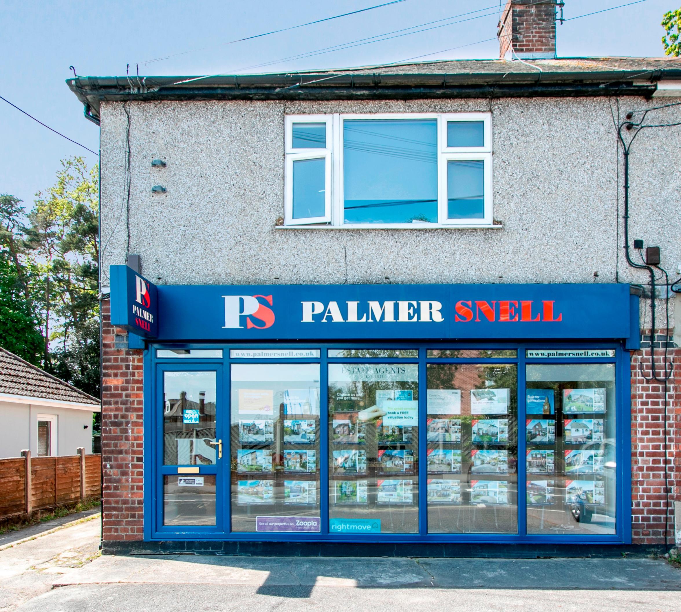 Palmer Snell Estate Agents Upton