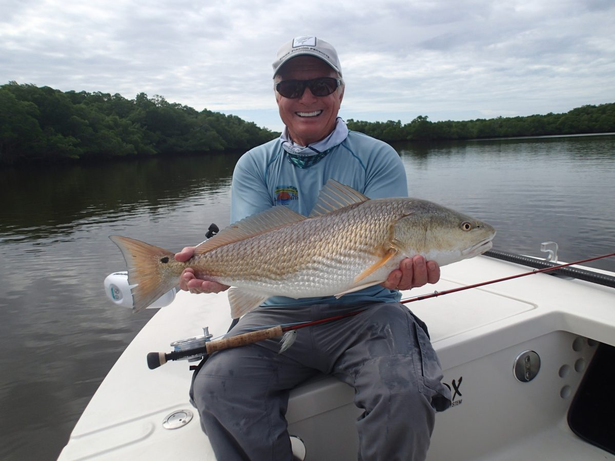 Beyond catching everglades fly fishing guide naples for Everglades fishing guide
