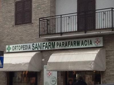 Ortopedia Parafarmacia Sanifarm & C