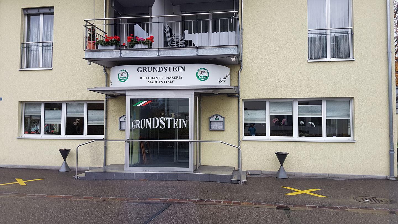 Ristorante Pizzeria Grundstein Made in Italy
