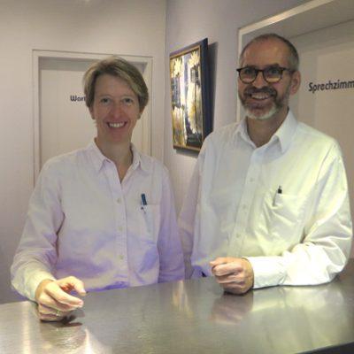 Bild zu Dr. Holger Plewnia und Dr. Eva Plewnia in Nürnberg