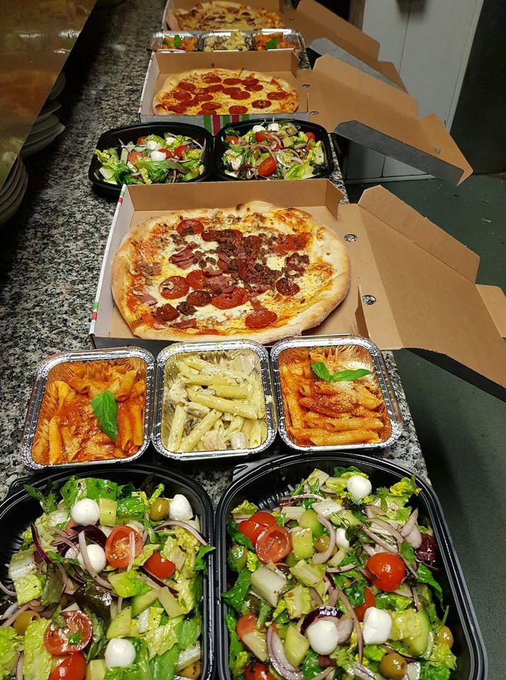 Mezzo Italian Restaurant 7
