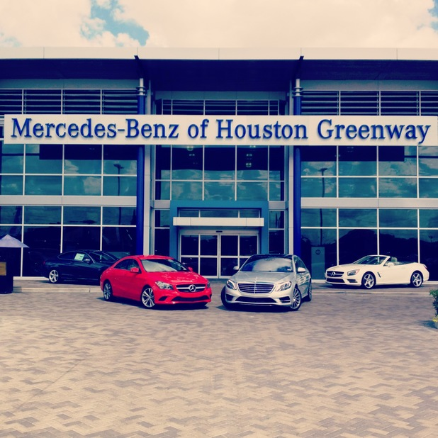mercedes benz of houston greenway in houston tx 77027