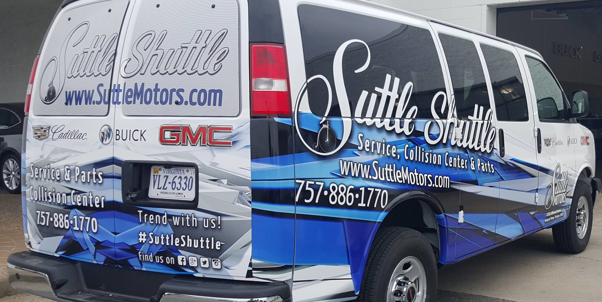 suttle motors in newport news va 23602