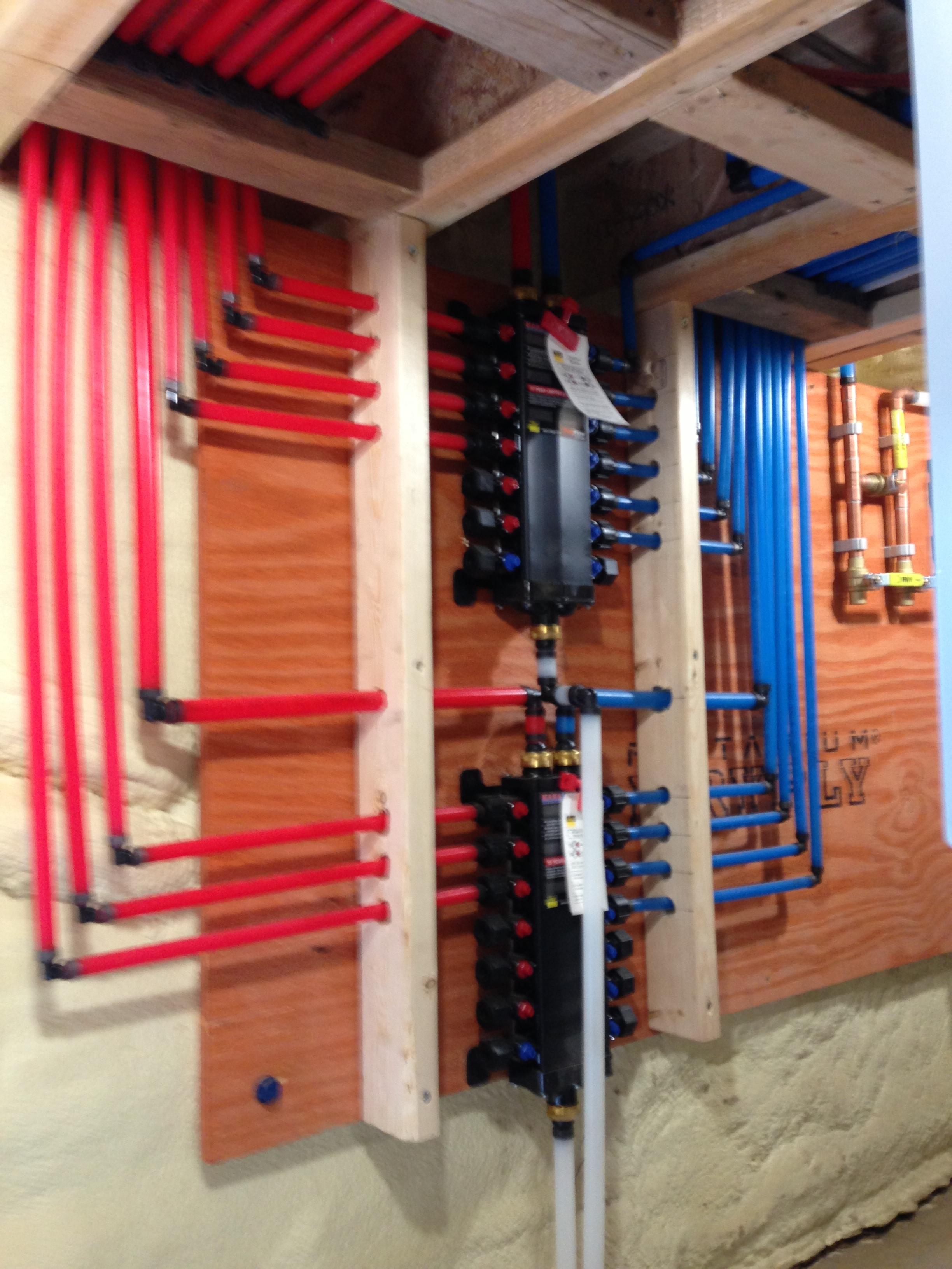 Woodhouse Plumbing & Heating Inc.