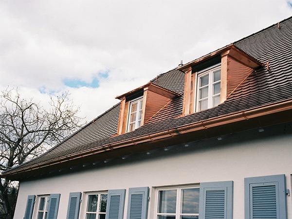 Das Greiner Dach