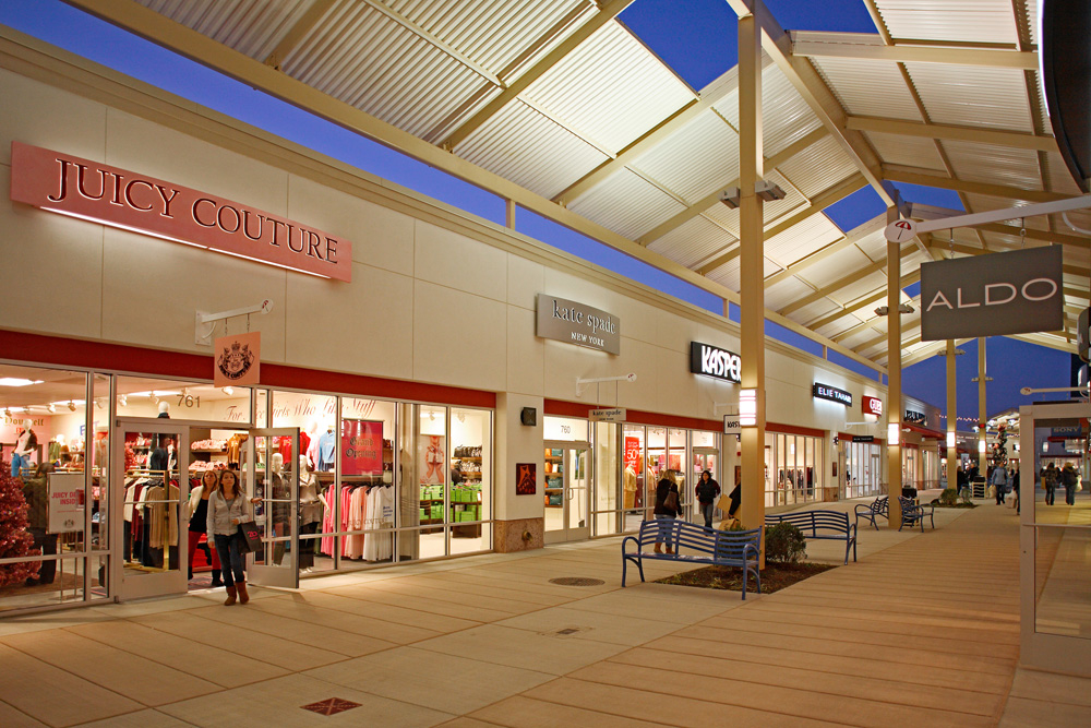 Outlet mall coupons