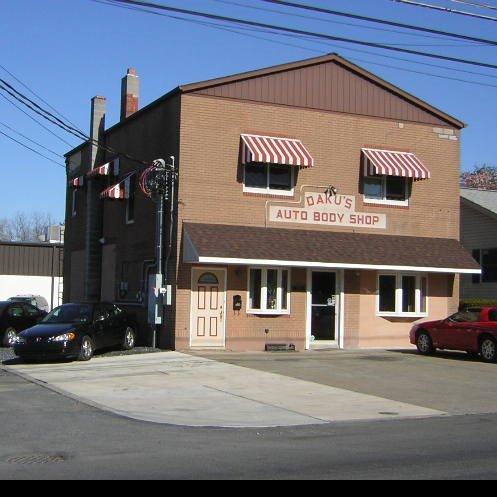 Daku's Auto Body Shop Inc. - CATASAUQUA, PA - Auto Body Repair & Painting