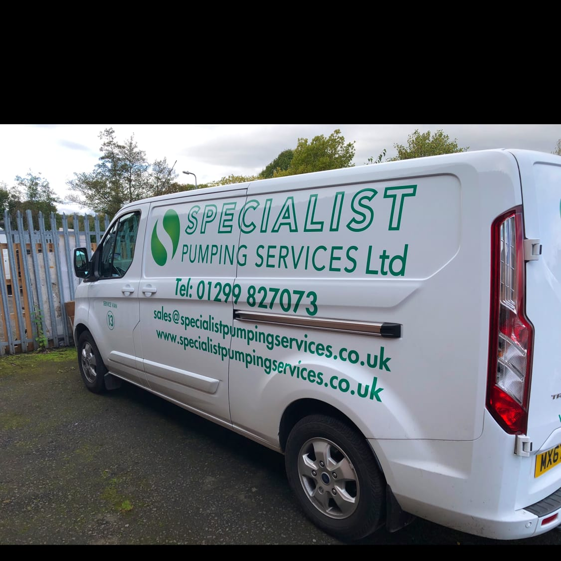 Specialist Pumping Services Ltd Stourport-On-Severn 01299 827073